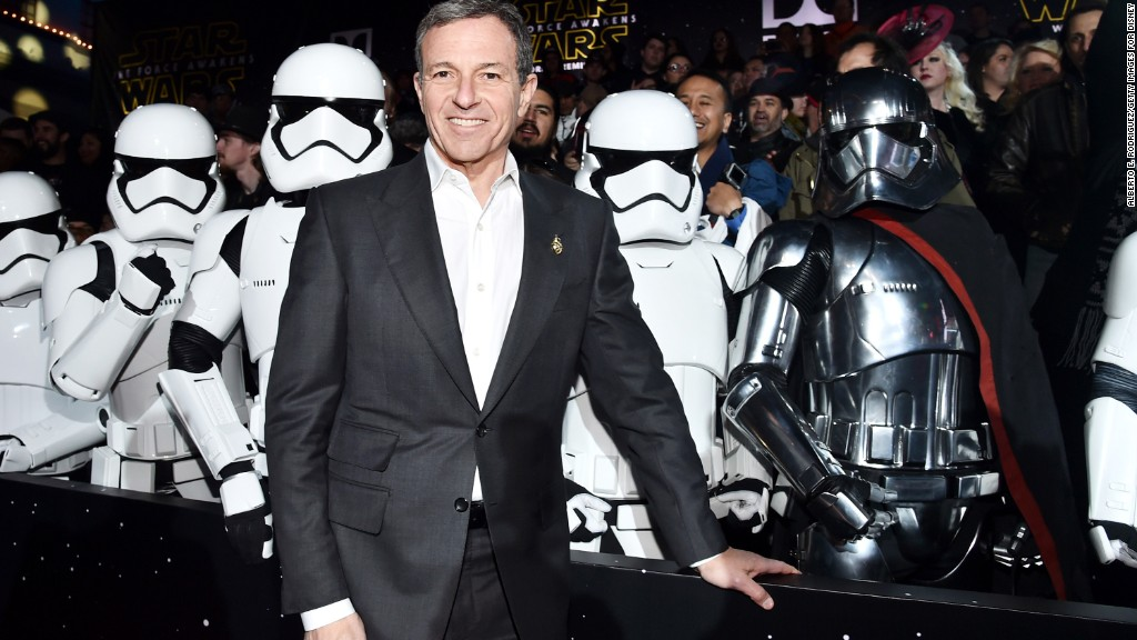 Disney CEO: What's in store at Disney's 'Star Wars' land