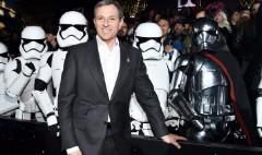 Disney's dark side: Stock tanks on earnings warning