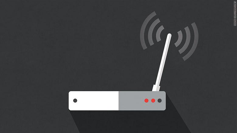 modem slow signals