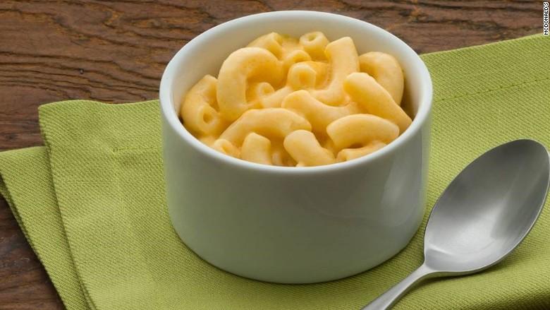 mcdonalds mac and cheese