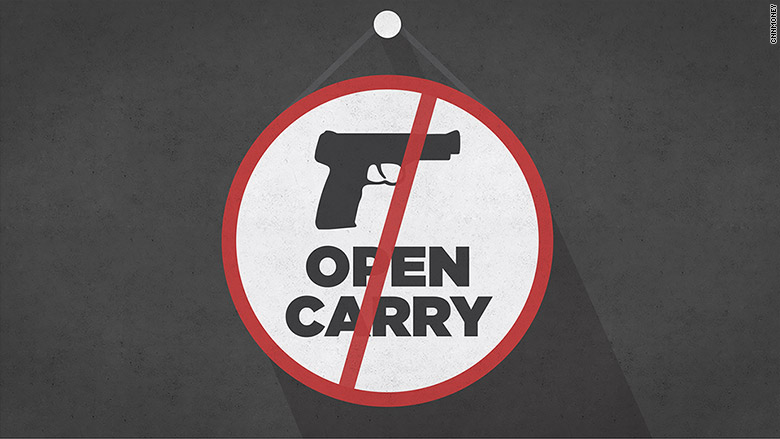 gun open carry opt out