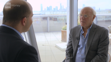 Barry Diller: Data is the new cable