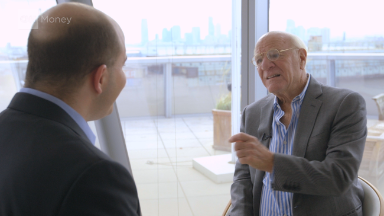 Why Barry Diller still prefers newspapers