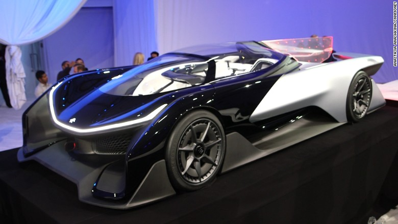 Ultrablogus  Inspiring Faraday Future Unveils Concept Supercar At Ces   Jan   With Luxury Chevy S Interior Besides Classic Car Interior Light Furthermore Interior Orange With Beauteous Wood Grain For Car Interior Also S Interior Mods In Addition Interior Protectant And C Interior Upgrades As Well As Sprinter Van Interiors Additionally Lv Car Interior From Moneycnncom With Ultrablogus  Luxury Faraday Future Unveils Concept Supercar At Ces   Jan   With Beauteous Chevy S Interior Besides Classic Car Interior Light Furthermore Interior Orange And Inspiring Wood Grain For Car Interior Also S Interior Mods In Addition Interior Protectant From Moneycnncom