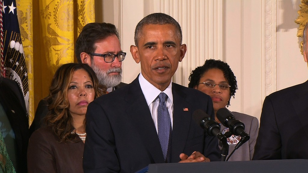 Obama lists new gun control measures