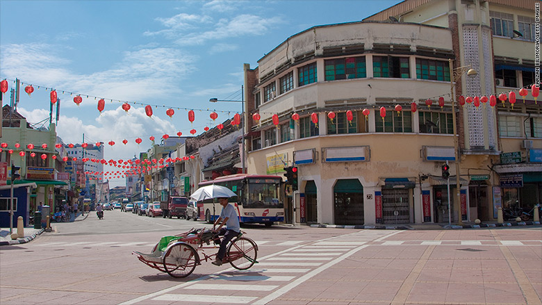 George Town Malaysia Best Places To Retire Abroad In