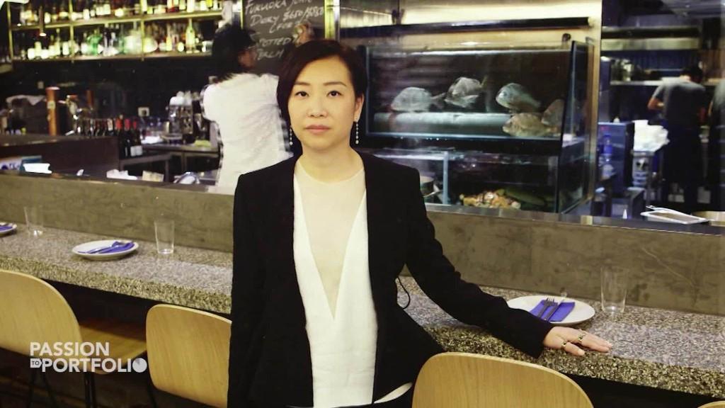 Hong Kong's culinary success story