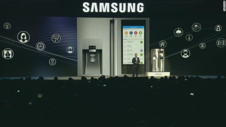 samsung fridge ces 2016