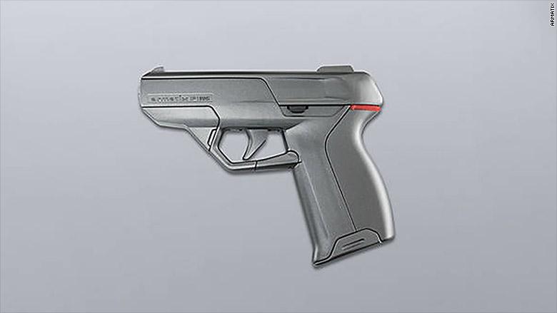 armatix smart gun