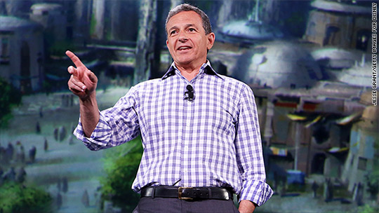 Bob Iger fires back at Bernie Sanders: 'How many jobs have you created?'