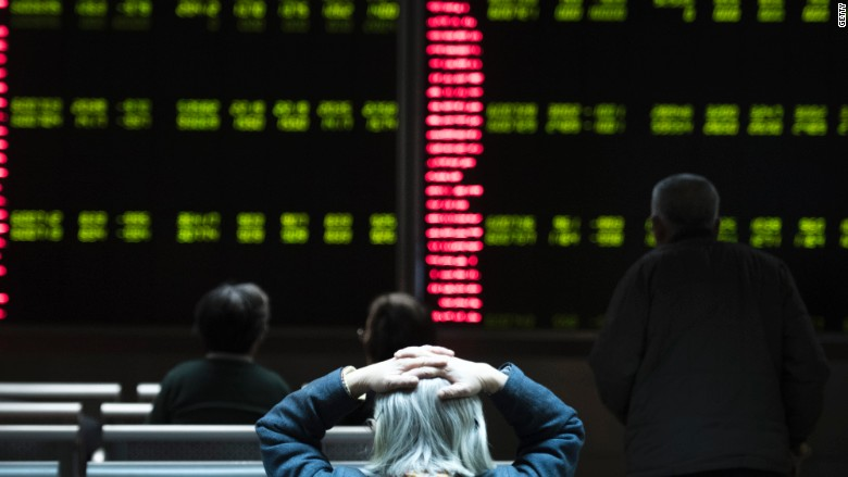 China stocks pull back from the brink