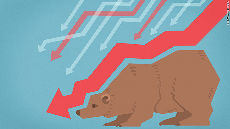 Why the Nasdaq is on the verge of a bear market