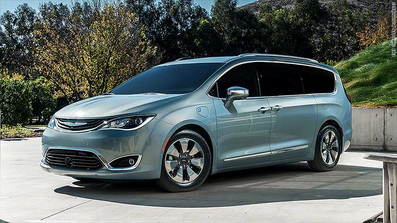 Chrysler s new minivan of the future jan 11 2016