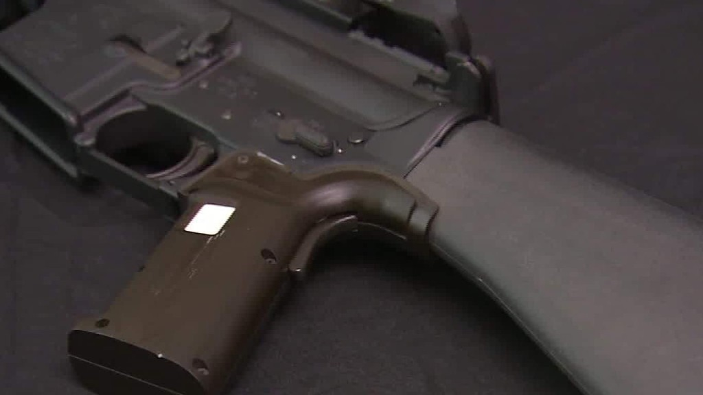 Tech to make guns safe