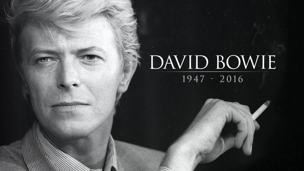 A look back on David Bowie's life and career