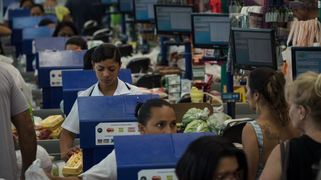 Latin America hit by China slowdown