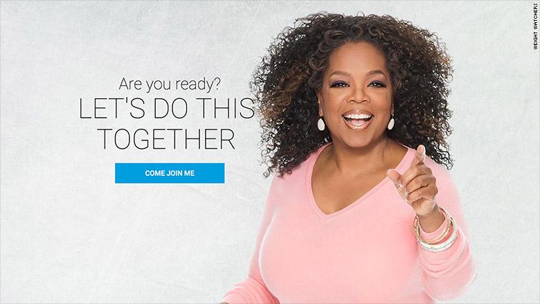 Weight Watchers still waiting for an Oprah boost