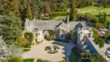 Go inside the Playboy mansion