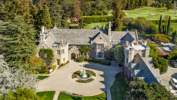 Go inside the Playboy mansion