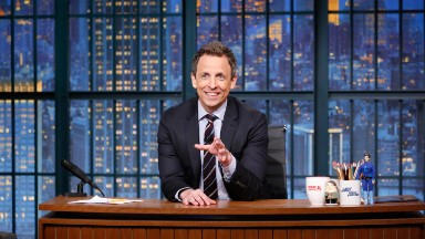 A closer look at Trump and 'Late Night' with Seth Meyers