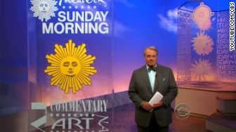 charles osgood sunday morning