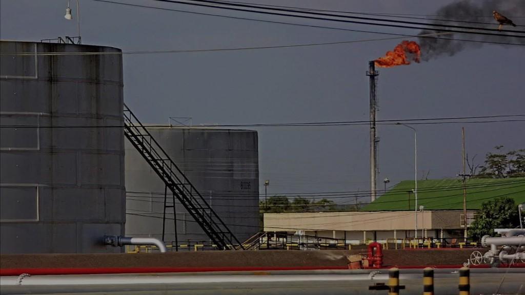 Major oil producer in turmoil