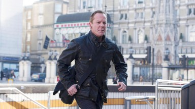 relationship between donald and kiefer sutherland