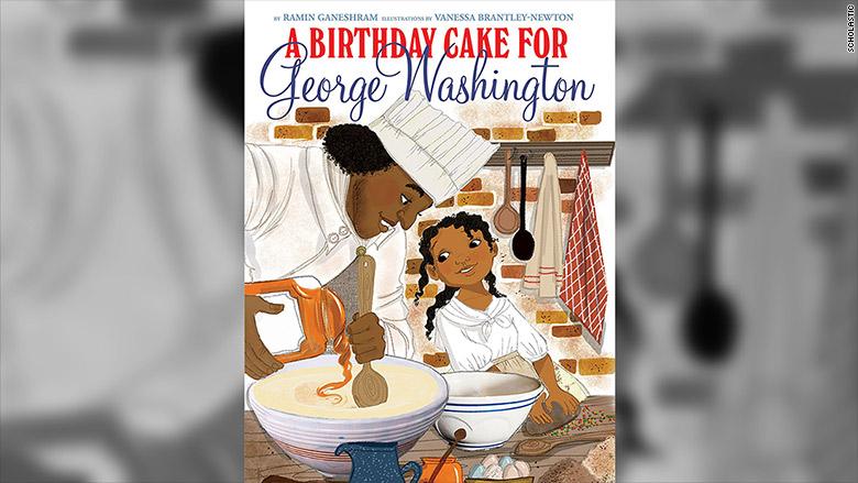 Scholastic pulls George Washington book after slavery backlash - Jan ...