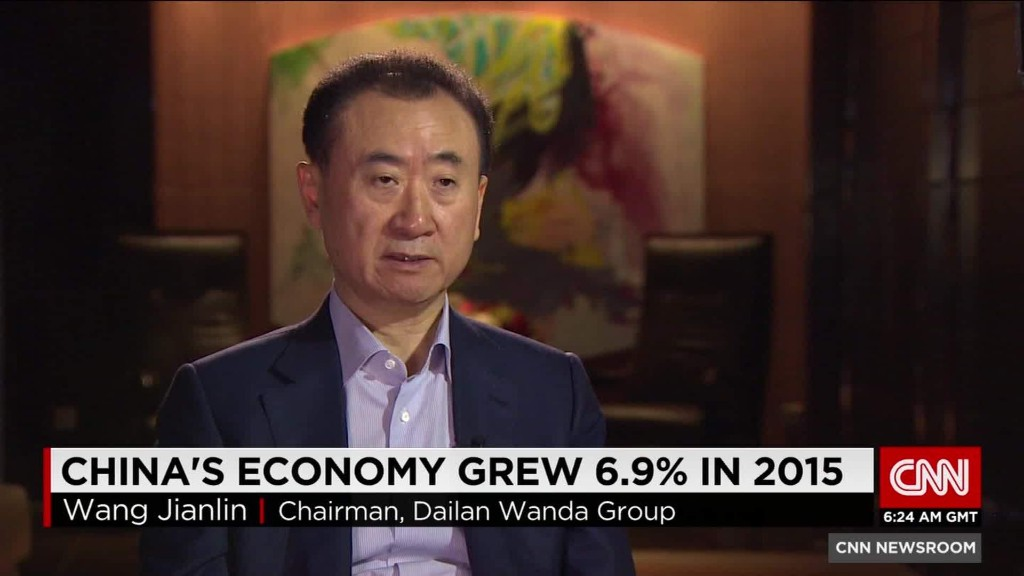 China registers weakest growth in 25 years