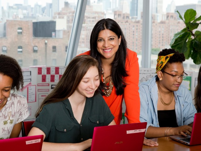 Girls Who Code to give $1 million to underprivileged girls