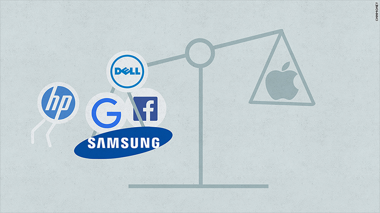 supporting samsung against apple patent