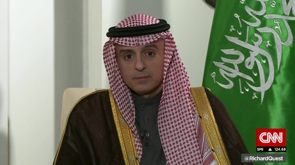Saudi Arabia: Oil market can't be manipulated