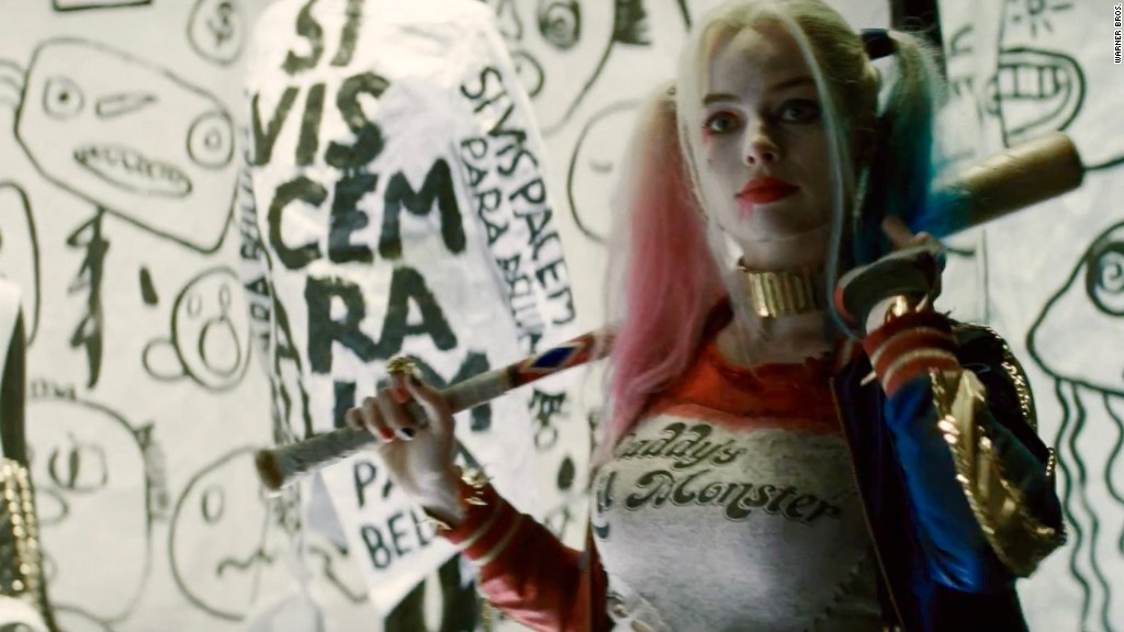 Watch the trailer for 'Suicide Squad'
