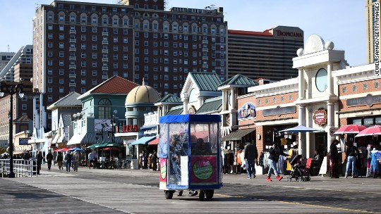 Atlantic City may finally get rescued. Now it's up to Chris Christie