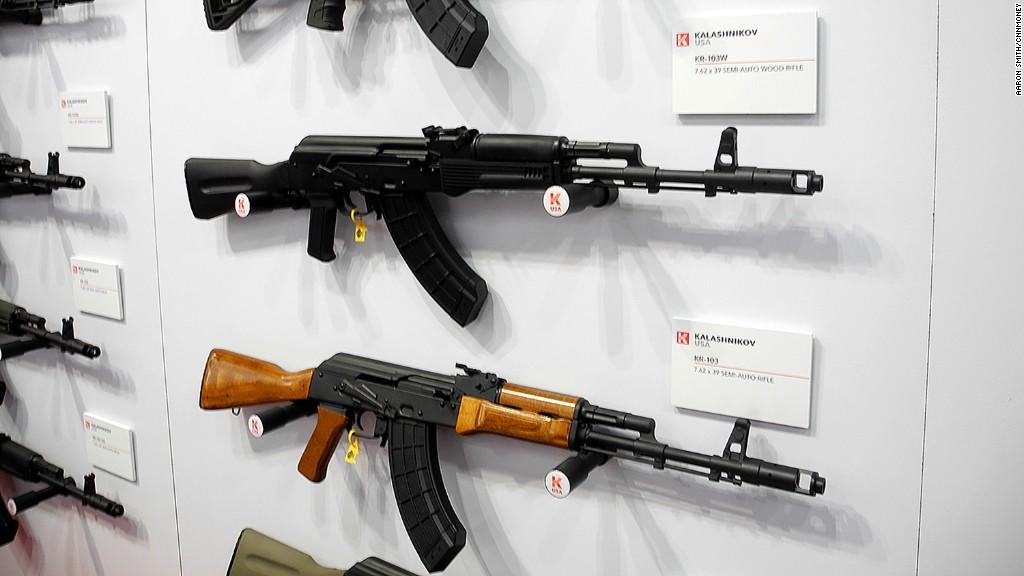 Kalashnikov USA to sell American-made guns in February