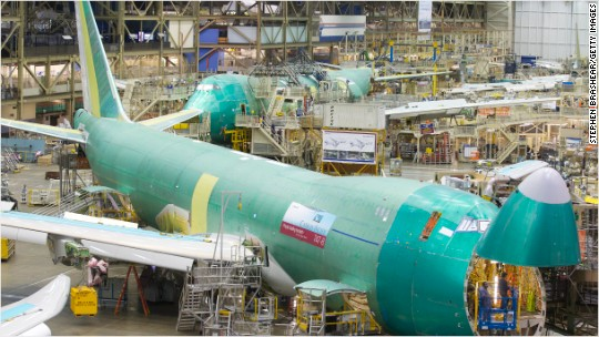 Boeing could kill production of its iconic 747 jumbo jet