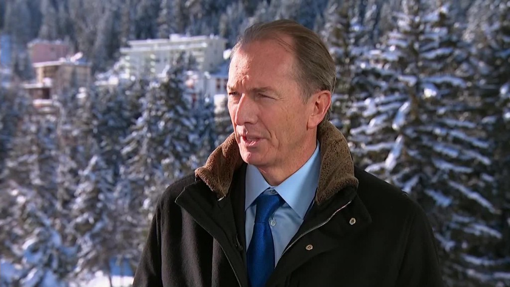 Market 'violence' not reflected in fundamentals: Morgan Stanley CEO