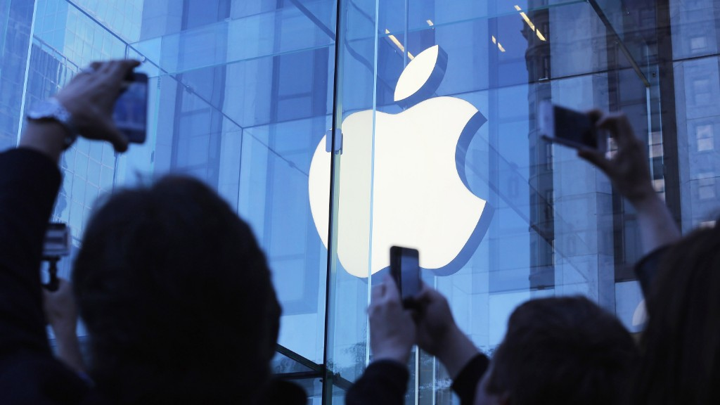 Apple earnings may chill Wall Street