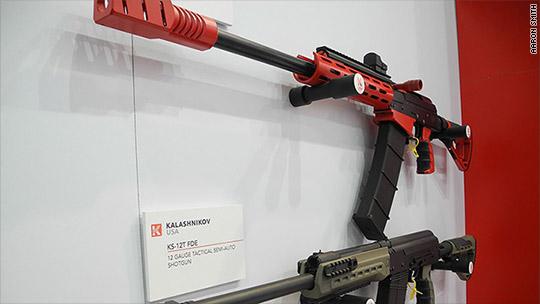 Kalashnikov Cranking Up AK Factory In Florida Jan - Gun manufactoring factories in the us map