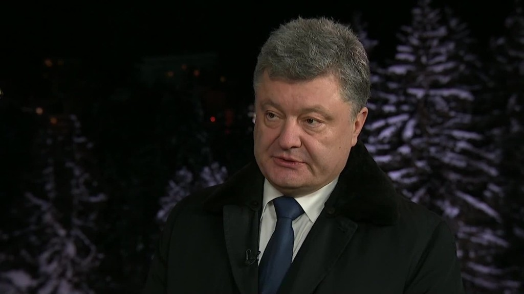 Ukrainian President: 'Brilliant' cooperation with IMF and World Bank