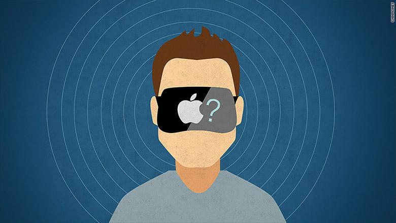 apple vr clues