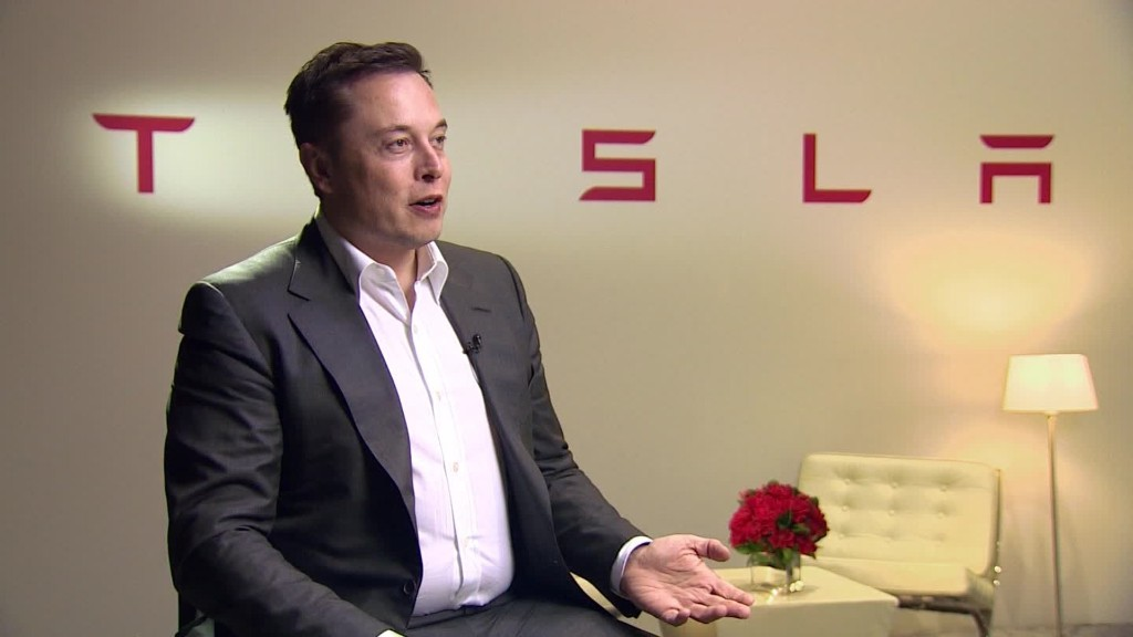 Elon Musk: Model 3 'will eventually be made in China'