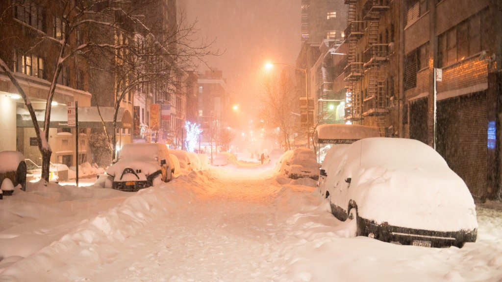 Snowstorm leaves Northeast with transportation fiasco