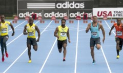 Adidas CEO denies terminating IAAF deal