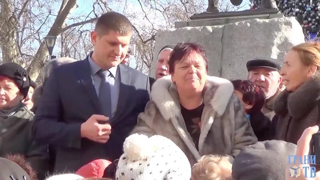 Russians protest against economic crisis