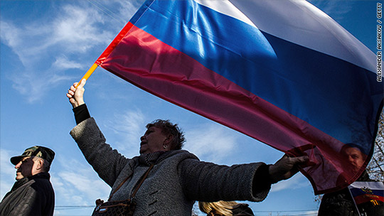 Russia's economy is recovering well
