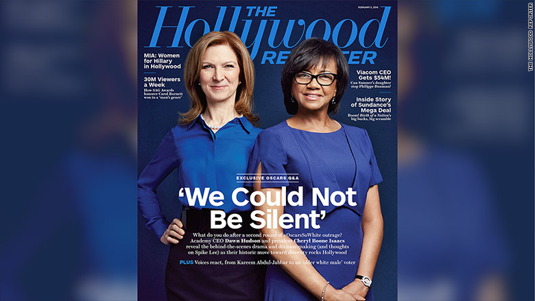 hollywood reporter cover