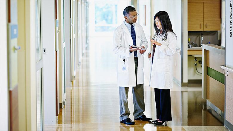 doctor salaries