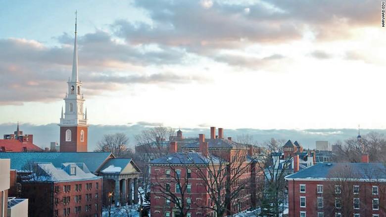 A Big Shakeup For Harvard's Endowment