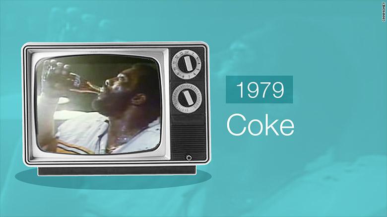 iconic super bowl coke